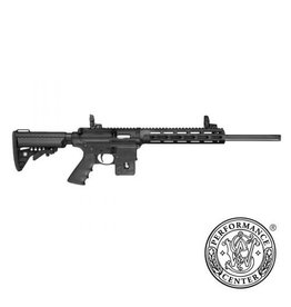 SMITH & WESSON SMITH & WESSON PC M & P 15-22 SPORTSEMI AUTO RIFLE THREADED