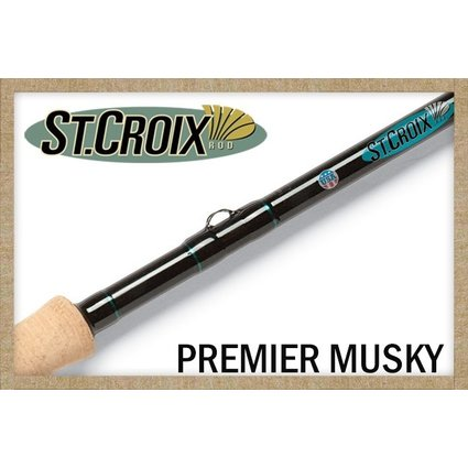 ST. CROIX ST. CROIX PREMIER MUSKY ROD 9' EXTRA HEAVY FAST