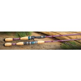 ST. CROIX ST. CROIX AVID PEARL SPINNING ROD MED-LITE FAST 6' 6""