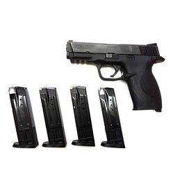USED SMITH & WESSON MP 9MM W/ 4 MAGS
