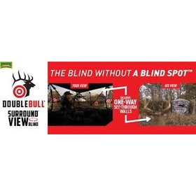 PRIMOS PRIMOS SURROUNDVIEW 360 DOUBLE BULL BLIND