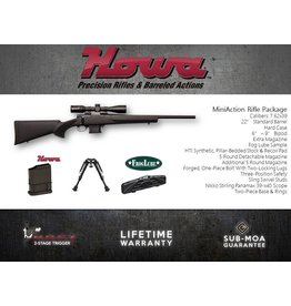 "HOWA 223 22"" BLACK W/ EASTHILL PERFORMANCE KIT"