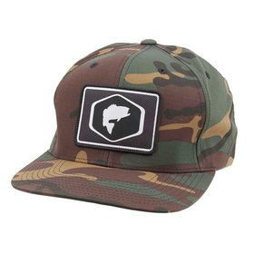 SIMMS FISHING SIMMS COTTON TWILL PATCH SNAPBACK