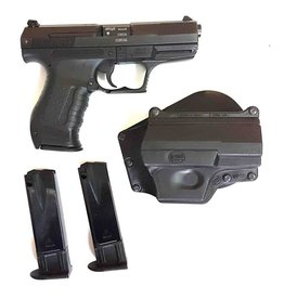 USED WALTHER P99 9MM