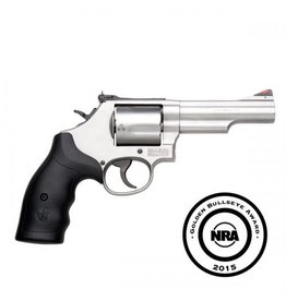 SMITH & WESSON SMITH & WESSON 69 COMBAT MAG 44 MAG/44 SPL 4.25""