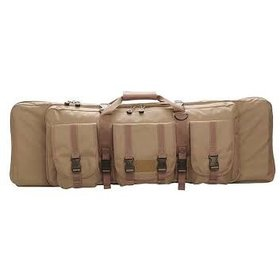 "UNCLE MIKE'S UNCLE MIKE'S TACTICAL RIFLE CASE 36"" DARK EARTH"