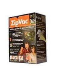 ZIPVAC VACUUM STARTER KIT ORANGE PUMP W/ BAGS