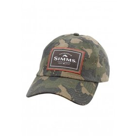 SIMMS FISHING SIMMS SINGLE HAUL CAMO CAP O/S