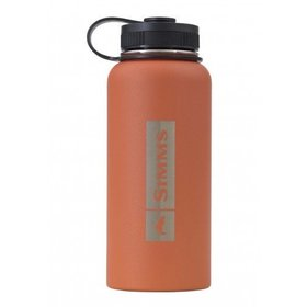 SIMMS FISHING SIMMS HEADWATERS INSULATED BOTTLE 32 OZ ORANGE