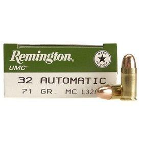 REMINGTON REMINGTON 32 AUTO 71 GR FMJ 50 RDS