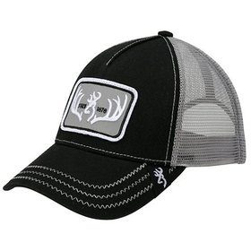 BROWNING BROWNING CAP TYPICAL BLACK