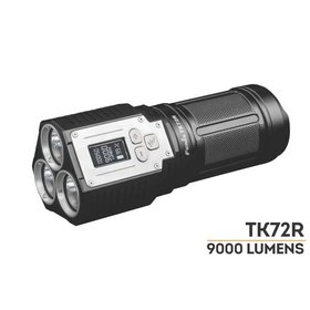 FENIX FENIX TK72R SUPER BRIGHT SMART FLASHLIGHT 9000 LUMENS
