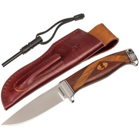 BROWNING BROWNING BUSH CRAFT IGNITE WOOD KNIFE