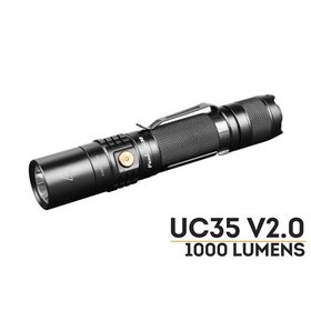 FENIX FENIX UC35 FLASHLIGHT USB 1000 LUMEN RECHARGEABLE