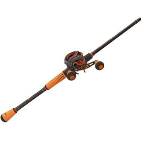 LEW'S LEW'S MACH CRUSH SLP SPEED SPOOL 7' MED HEAVY BAITCAST COMBO