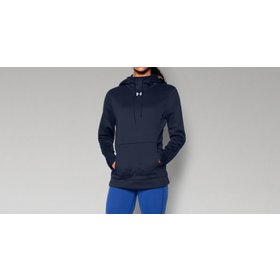 UNDER ARMOUR UNDER ARMOUR WOMEN'S STORM AF HOODY BLACK