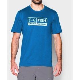 UNDER ARMOUR UNDER ARMOUR MEN'S FISH TECH SS 428