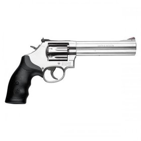 """SMITH & WESSON SMITH & WESSON 686 PLUS DCM 357 MAG 6"""" BBL 7 SHOT"""