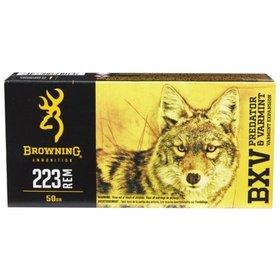 BROWNING BROWNING BXV 223 REM 50 GR  20 RDS