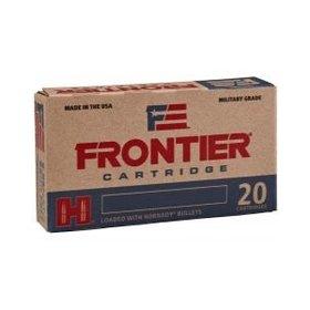HORNADY HORNADY FRONTIER CARTRIDGE 223 REM 55 GR FMJ 20 RDS