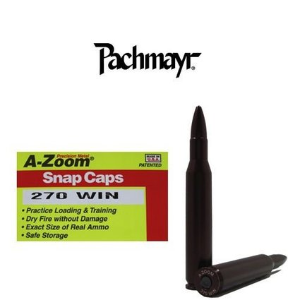 A-ZOOM A-ZOOM 270 WIN SNAP CAPS 2/PK