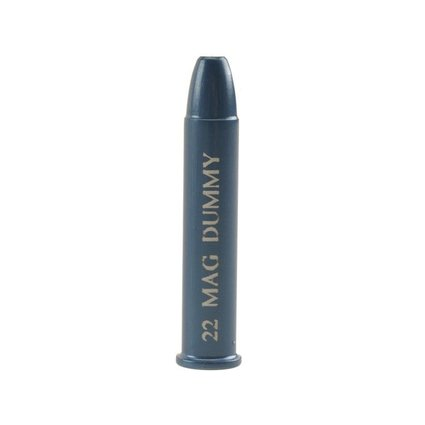 A-ZOOM A-ZOOM ACTION PROVING RIMFIRE DUMMY ROUNDS 22 WIN MAG 6PK