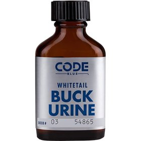 CODE BLUE CODE BLUE WHITETAIL BUCK URINE 1 FL OZ