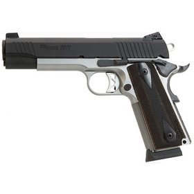 SIG SAUER SIG SAUER 1911 45 ACP BLK STAINLESS FINISH