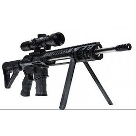 "TIKKA TIKKA T3x TACTICAL A1 BLACK LABEL .308 W/ BIPOD NS 10 RD 24"" MT5/8-24"