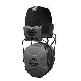WALKER'S WALKER'S XCEL ADVANCED DIGITAL MUFFS BLUETOOTH BLACK
