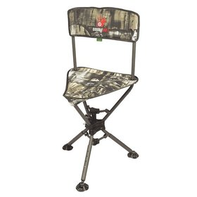 PRIMOS PRIMOS DOUBLE BULL SWIVEL TRI-STOOL