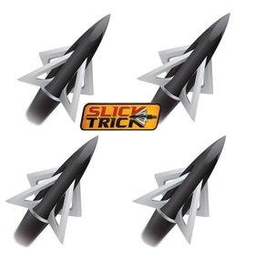 """SLICK TRICK SLICK TRICK BROADHEADS GRIZZTRICK 2 125GR 1 1/4"""""""