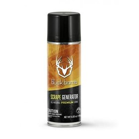 BUCK BOMB BUCK BOMB SCRAPE GENERATOR ALL NATURAL PREMIUM URINE 6.65 OZ