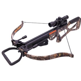 CX HERITAGE RECURVE CROSSBOW KIT