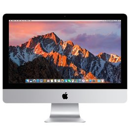 "Apple iMac 21.5"" 4K, 3.1GHz QC, 8GB, 1TB"