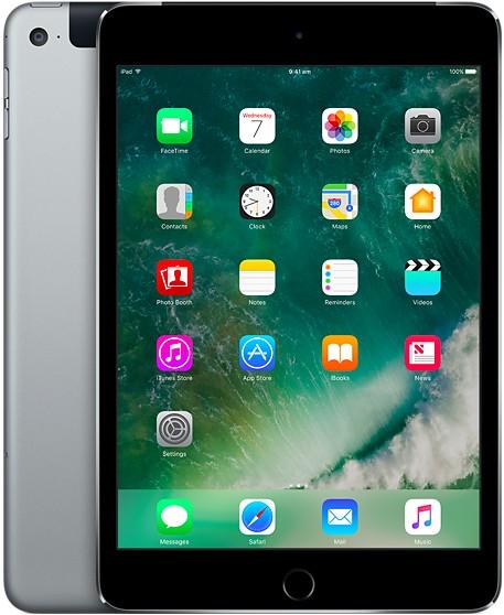 Apple iPad Mini 4 Wifi+Cellular, 128GB, Space Grey