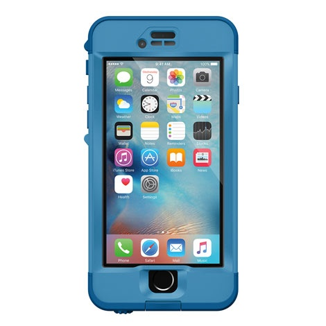 LifeProof LifeProof Nuud iPhone 6/6s Case - Cliff Dive Blue