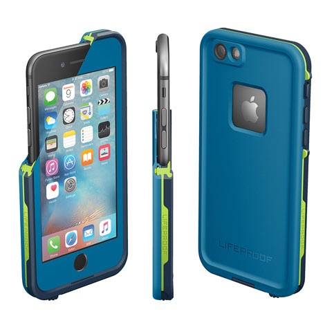 LifeProof LifeProof Fre iPhone 6/6s Case - Banzai Blue
