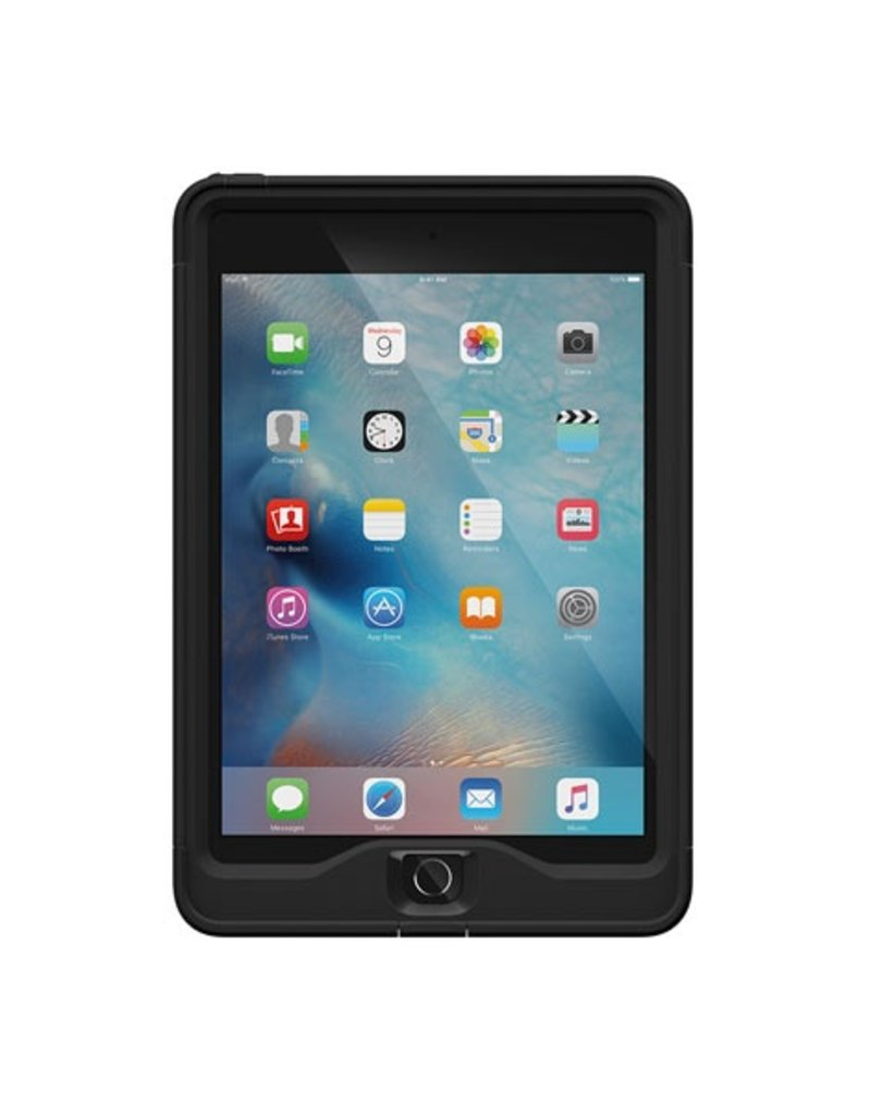 Cellnet LifeProof Nuud iPad Mini 4 Case - Black