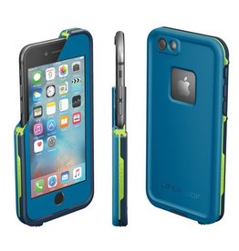 Cellnet LifeProof Fre iPhone 6/6s Plus Case - Banzai Blue
