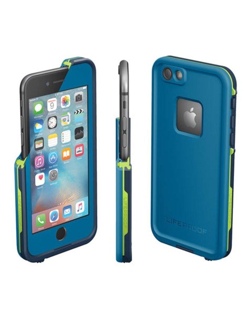 Cellnet LifeProof Fre iPhone 6/6s Plus Case - Banzai Blue