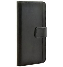 3SIXT Premium Leather Wallet iPhone 6 Plus - Black
