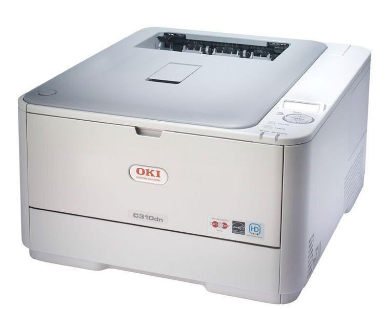 OKI OKI C330DN Colour Printer