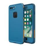 LifeProof Fre iPhone 7 Plus Case - Base Camp Blue