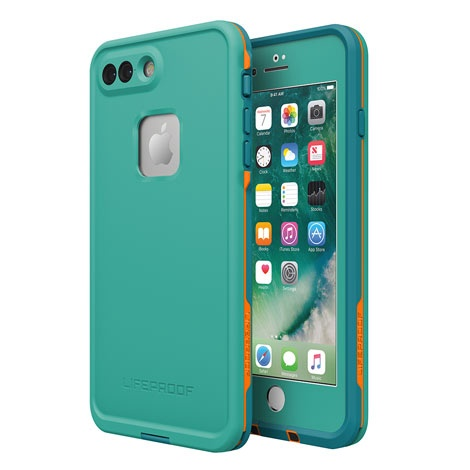 LifeProof Fre iPhone 7 Plus Case - Sunset Blue
