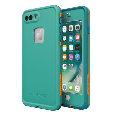 LifeProof Fre iPhone 7 Plus Case - Sunset Blue