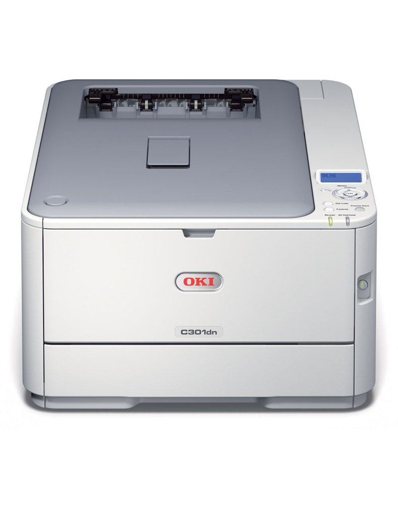 OKI OKI C301Colour A4 Network GDI Duplex printer