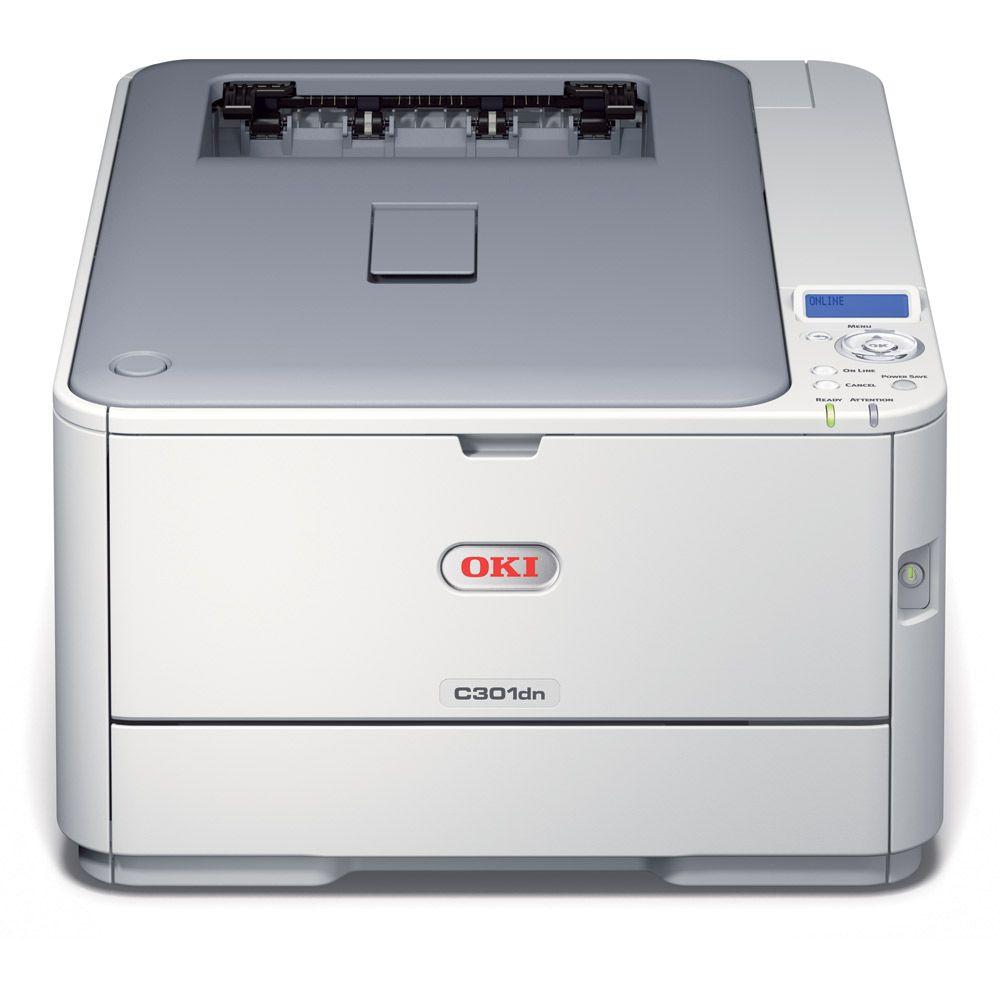 OKI OKI C301Colour A4 Network GDI Duplex printer