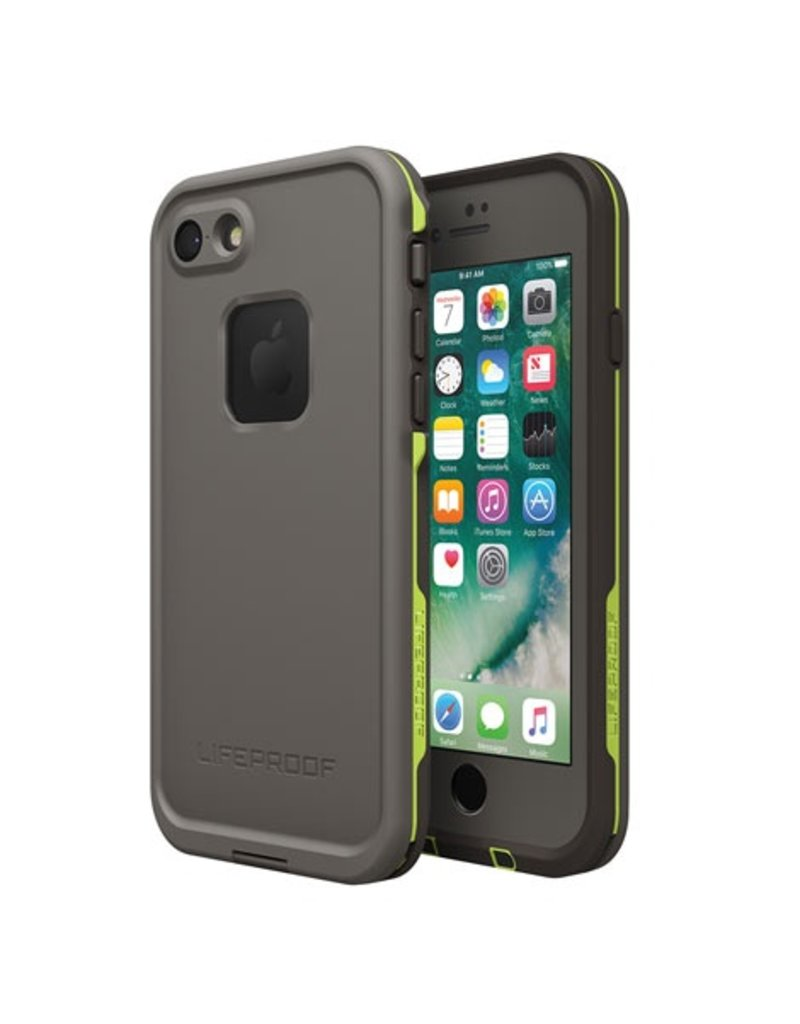 LifeProof Fre iPhone 7 Case - Grey