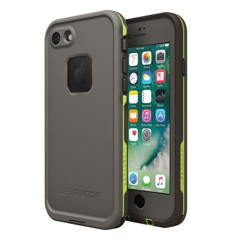 LifeProof Fre iPhone 7 Case - Grey